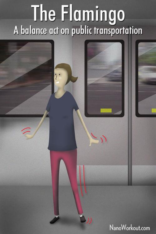 Flaming- zachowuj równowagę w komunikacji miejskiej