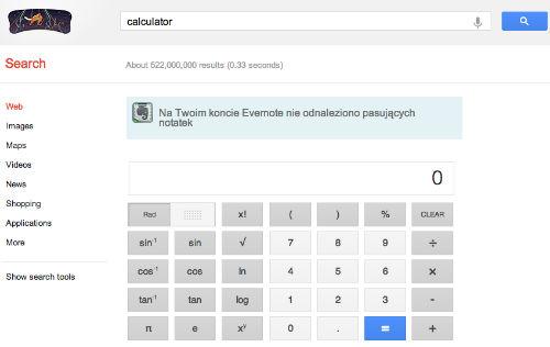 Google uruchamia mobilny kalkulator sterowany głosem