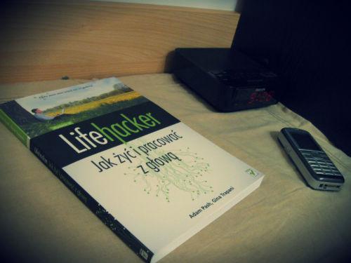 Lifehacker... już na 4. miejscu bestsellerów!