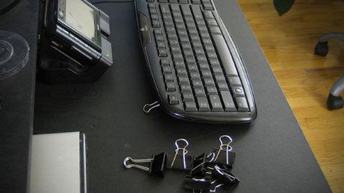 Przywracanie stabilności klawiaturze
