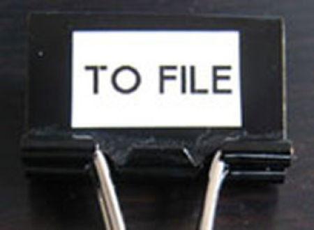 Segregacja dokumentów