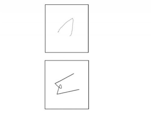 Test Torrance'a na kreatywne myślenie - niekompletne figury