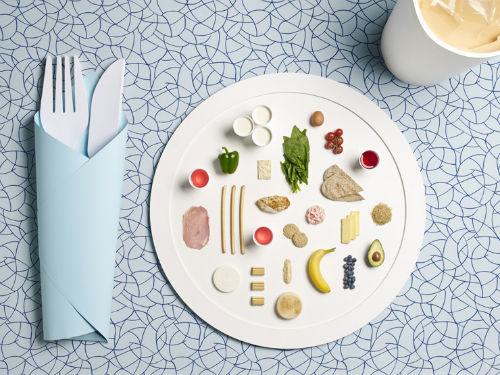Jak wyglądają posiłki olimpijczyków - Łyżwiarz