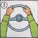 3. Tak prowadzi samochód człowiek władczy, ambitny, lecz niezbyt życzliwy wobec otoczenia