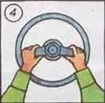 4. Od razu widać, że kierowca jest pedantyczny i konsekwentny, jednak mający tendencję do pesymizmu i podejrzliwości