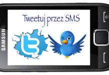 Jak tanio tweetować przez SMS