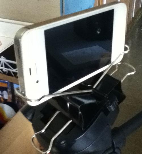 Robimy DIY statyw do telefonu komórkowego