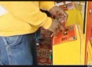 Wideo - Jak zawsze wygrywać z maszyną z zabawkami