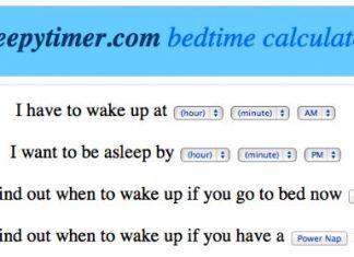 Kalkulator snu - Jak spać krócej, a jednak się wyspać