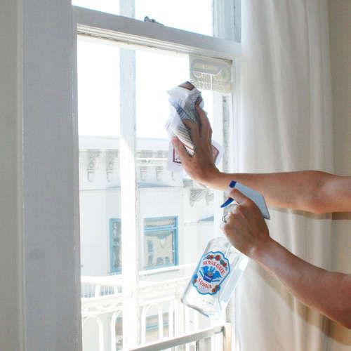 8. Idealnie czyste okna