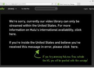 Hulu, Pandora ora Netflix - Dzięki tej wtyczce uzyskamy dostęp nawet nie będąc Amerykanami