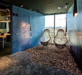 Nowe biuro Google w tel Avivie. FOTO