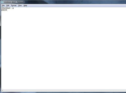Co zrobić, jeżeli przypadkowo kliknęliśmy Wyłącz (OS Windows)