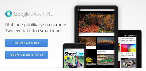 Google Currents to jedna z najlepszych alternatyw Google Readera