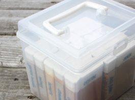 Pudełka od drażetek TicTac przydają się do przechowywania przypraw - 1
