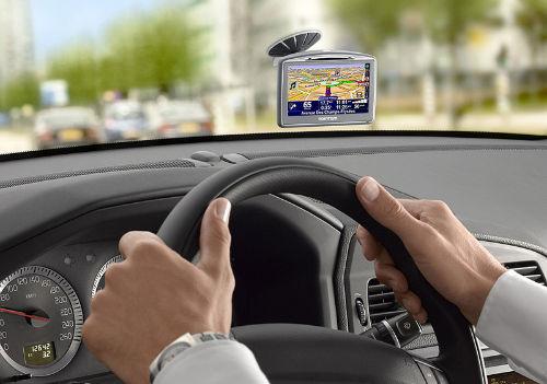 Rozmawianie z GPS-em, kiedy jesteśmy w złym humorze