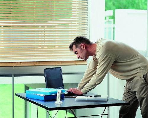 Sprawdzenie komputera po tym jak już ubraliśmy się