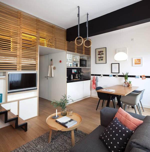 Sposoby Na Male Mieszkanie Idealna Aranzacja 25m2