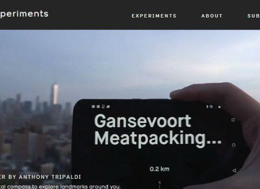 20 kreatywnych aplikacji z platformy Android Experiments