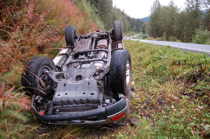 Co rozprasza uwagę młodych kierowców w ostatnich sekundach przed wypadkiem