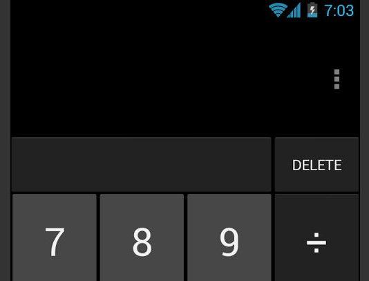 Jak wysyłać SMS i dzwonić wykorzystując kalkulator na Android