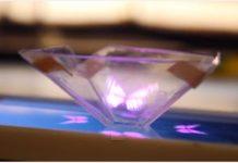 Jak zrobić hologramy 3d za pomocą smartfona