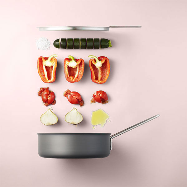 Starannie dobrane składniki: minimalistyczne przepisy Mikkela Jul Hvilshøj