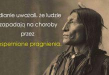 Wpis o niezwykłej mądrości Indian
