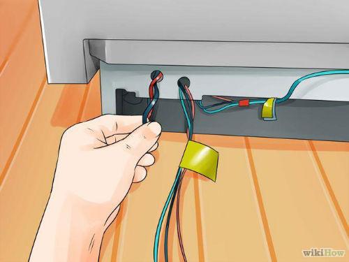 Jak wyczyścić zmywarkę - 4. Sprawdź połączenia elektryczne.