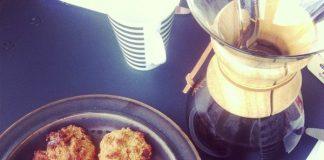 bułeczki z batatów w stylu diety paleo