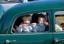 Porady dla podróżujących z dziećmi