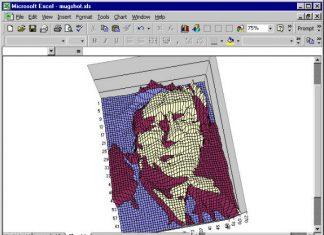 Twórczość w Excelu - nietypowe i dziwne rozwiązania