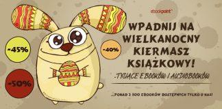 Wielkanocny Kiermasz Książkowy w Ebookpoint
