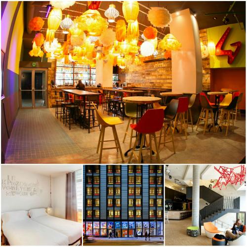 13. Generator Hostel, Barcelona (Hiszpania) 20 najbardziej fenomenalnych hosteli Europy