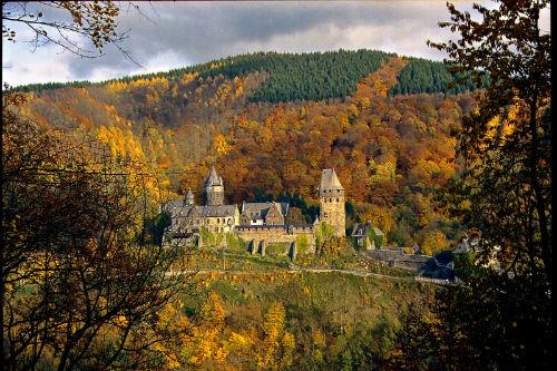 3. Burg Altena, Alten (Niemcy) 20 najbardziej fenomenalnych hosteli Europy