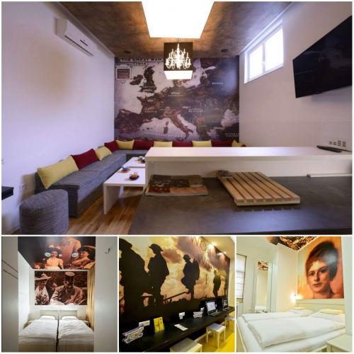 6. Franz Ferdinand Hostel — Sarajewo (Bosnia) 20 najbardziej fenomenalnych hosteli Europy