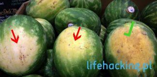 Jak wybrac arbuz Tak wlasnie nalezy wybierac arbuzy - tej sztuczki nauczyl mnie pewien rolnik