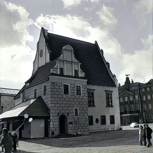 Waga Miejska Poznań Prisma filtr GettUrban