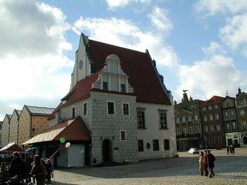 Waga miejska Poznań - brak efektu