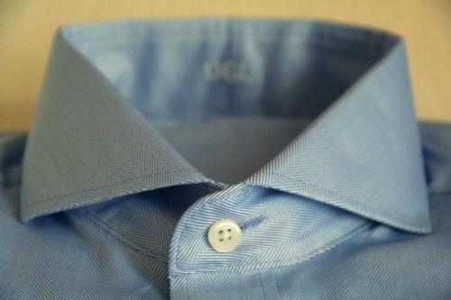 Koszula Poziome pętle na guziki
