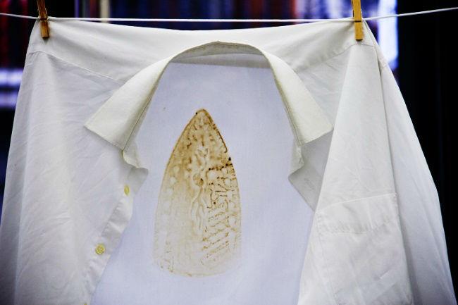 Картинки по запросу следы утюга на одежде