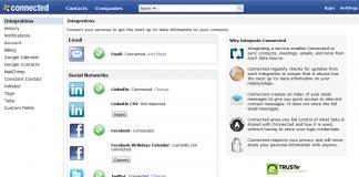 Zarządzanie kontaktami: CRM Connected HQ + LinkedIn