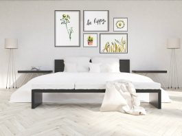 Dekoracja wnętrz Redro.pl opinie 5 świeżych sposobów na wykorzystanie obrazów do udekorowania sypialni