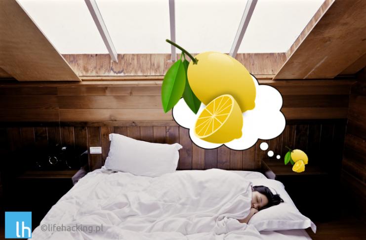Niezwykłe właściwości cytryny co się stanie, jeśli położymy kawałek cytryny obok łóżka