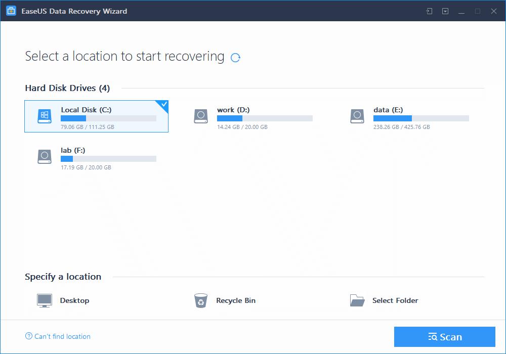 Odzyskiwanie danych z EaseUS Data Recovery: łatwy sposób na odzyskanie utraconych danych