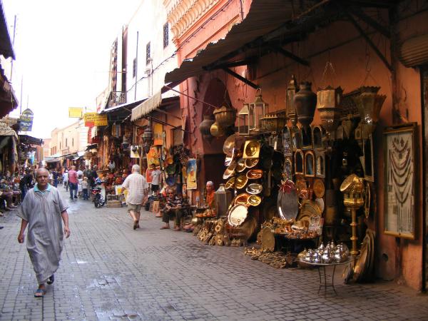 Gdzie na wakacje kwiecień 2019 Marrakesz Wybrane budżetowe kierunki