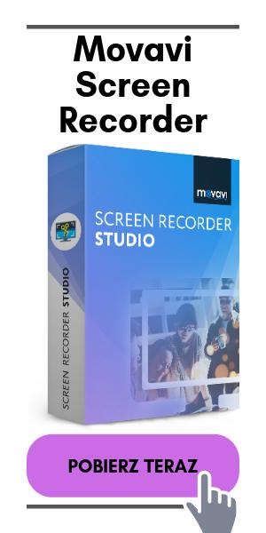 Movavi Screen Recorder darmowy program do nagrywania z ekranu pulpitu gier Windows Mac OS