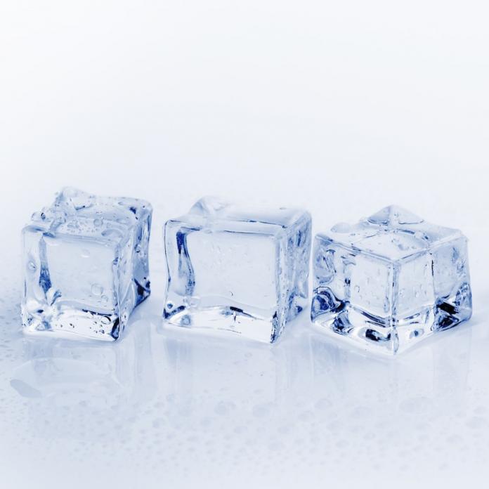 Nietypowe zastosowanie lodu z pielęgnacji urody.