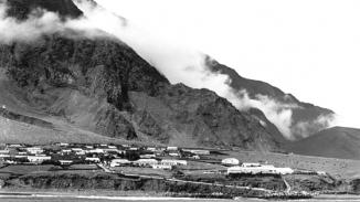 Tristan da Cunha to najdalej położona wyspa na świecie.