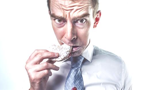 Ludzki mózg nie lubi głodówek.